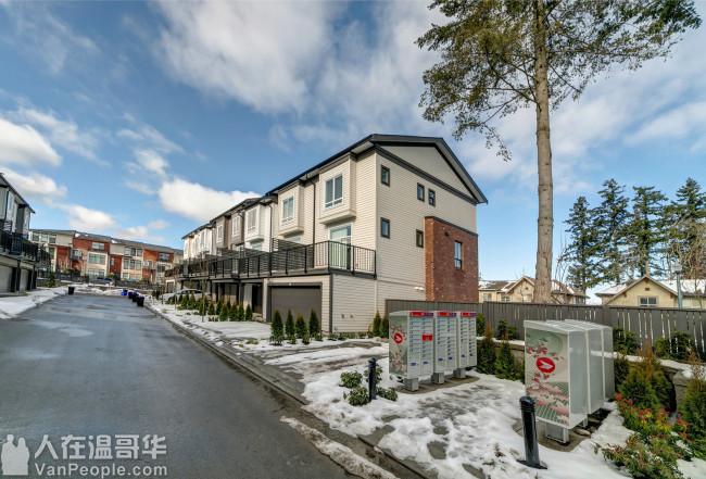全新南苏里2房联排别墅,价格超低,超级学区房