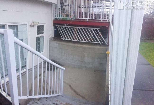 出租温哥华两房一厅半地下室!交通方便!近中小学!(有照片)