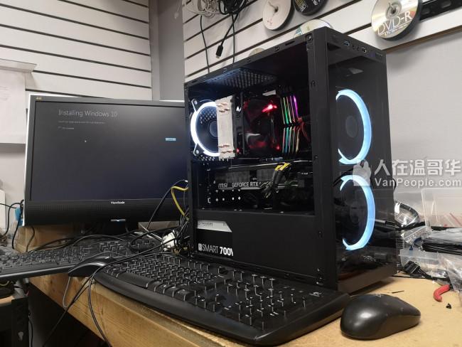 $1750 全包  Media Editing PC : i9-9900K | GTX1660 Ti | 16G