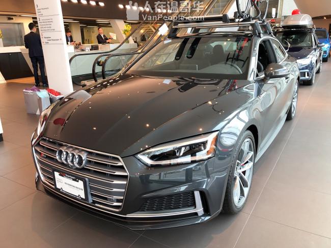 2018 Audi S5 3.0T Technik 月供685