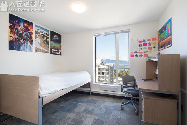 UBC 暑期短租四个月 Studio