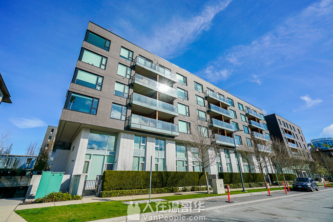 "UBC 校区""Yu"" 两房两卫高级公寓"
