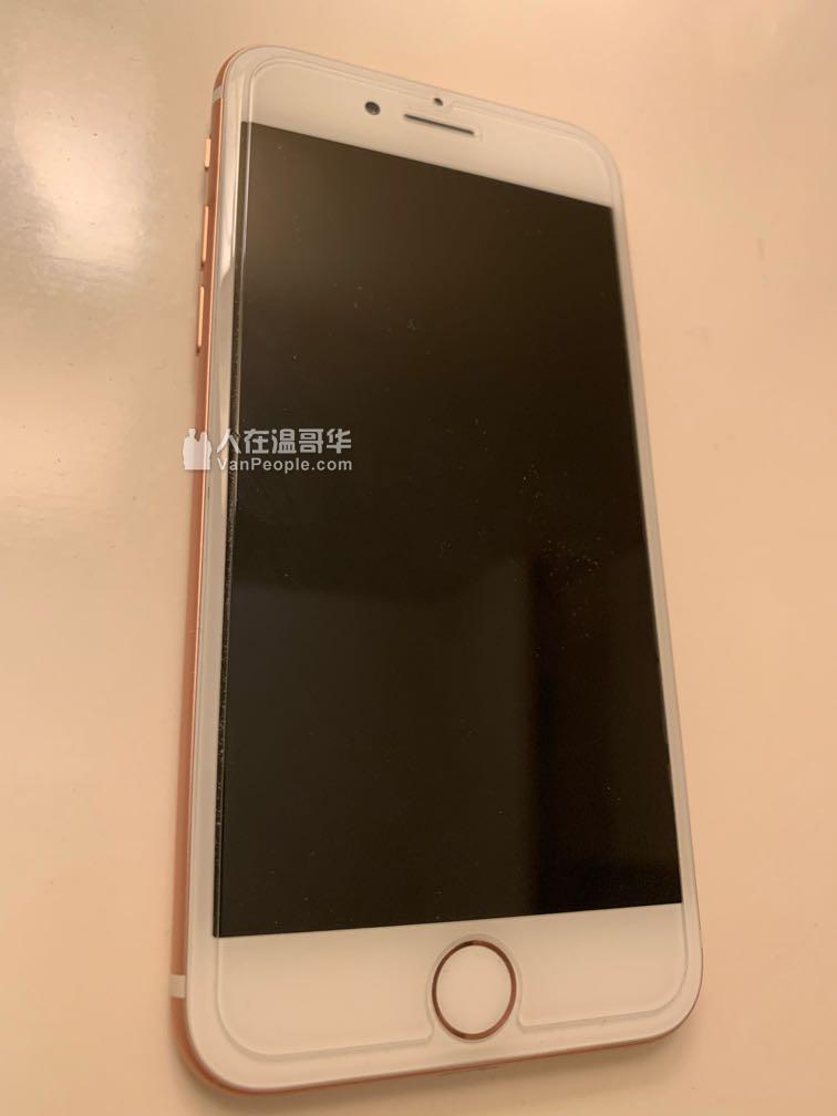 I phone 7 玫瑰金32Gb 只用一星期
