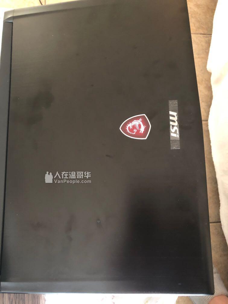 出2016 Msi 电脑