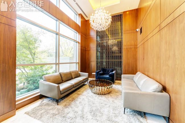 Concord Gardens 2 三房两卫一年新豪华公寓