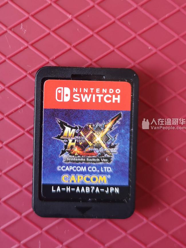 Switch Monster Hunter XX (日版)
