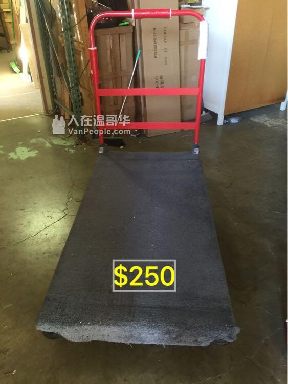 貨倉A型梯,12尺高,原價含稅$2000 現售$300 大推車.烈治文自取