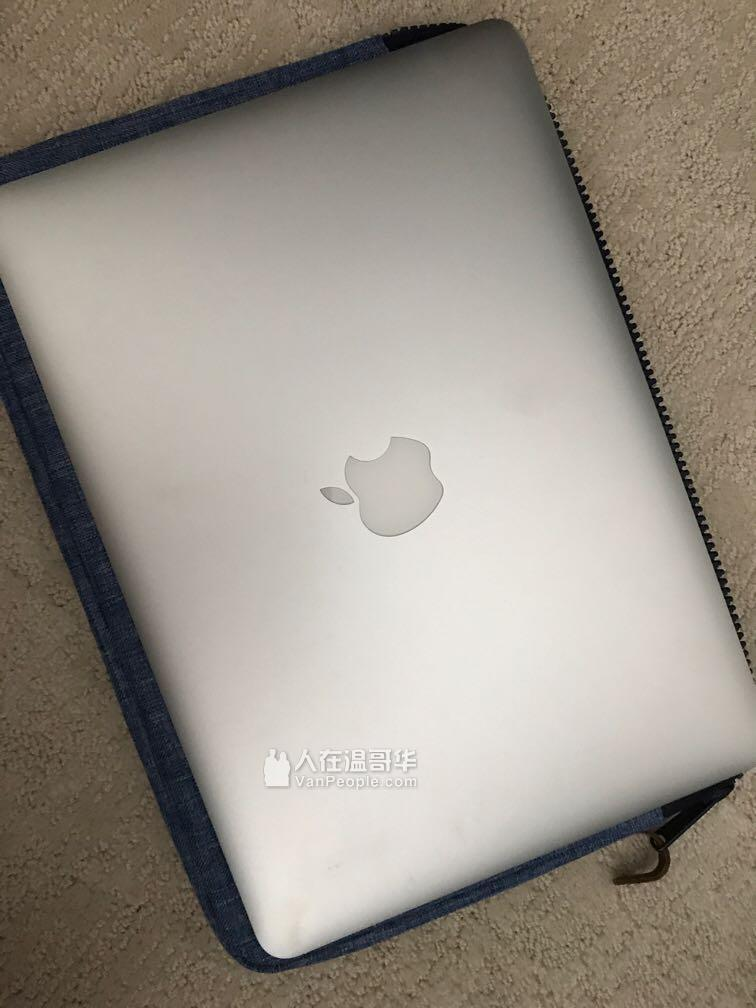 出苹果电脑 MacBook air 9成新