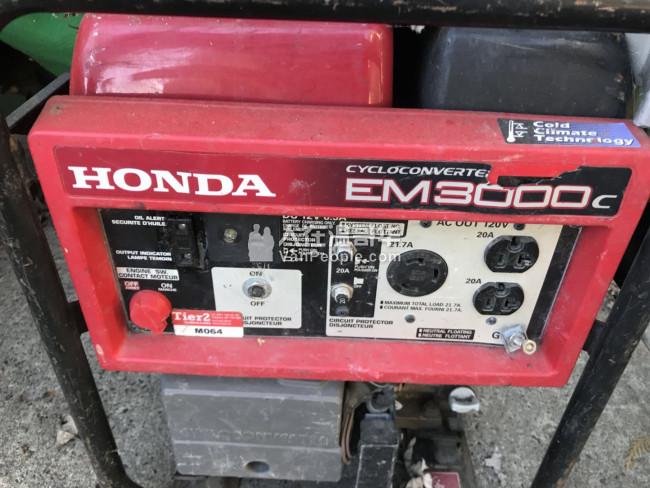 Honda EM3000大功率发电机原价$1365,搬家超低价$480