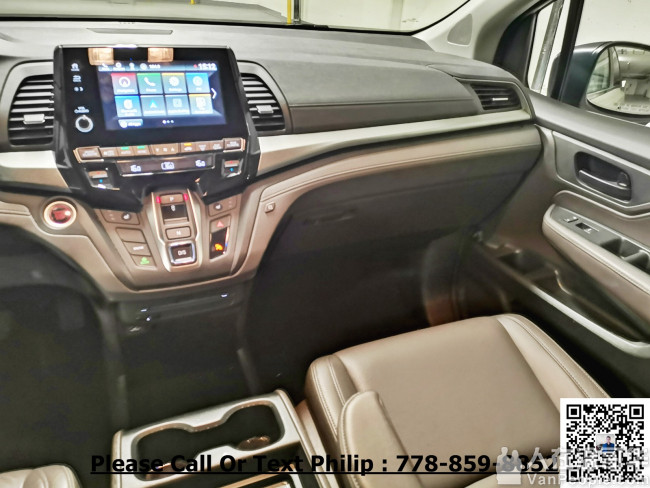 2018 Honda Odessey EX-L,一手本地車無事故