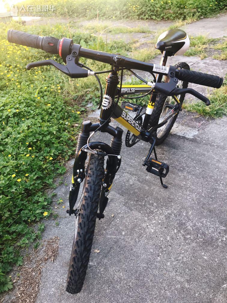 9成新自行车
