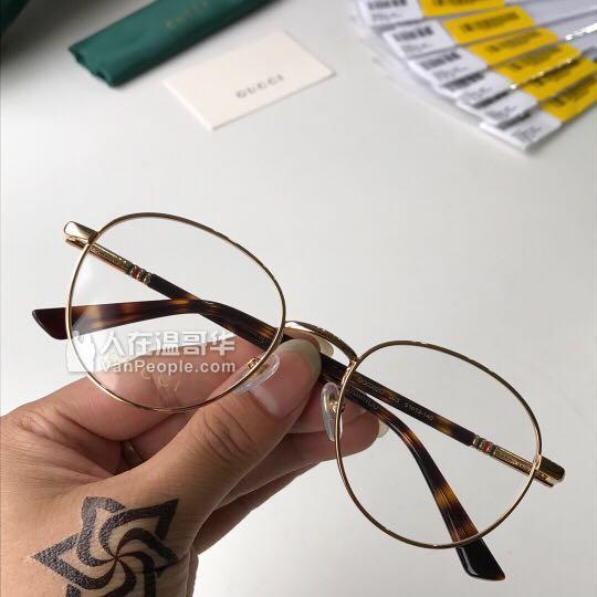 余文乐同款眼镜