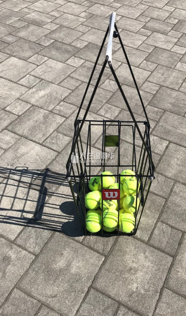 网球 Wilson 75拾球篮