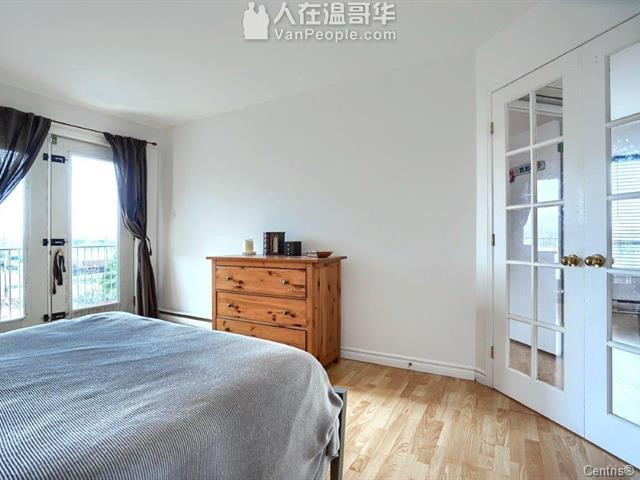 Saint-Hubert市两室公寓出售,近城市公园和St-Bruno购物中心!