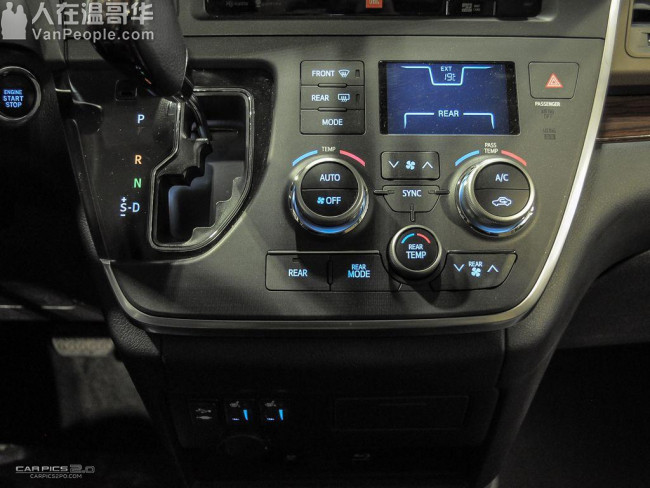 2015 Toyota Sienna XLE LIMITED AWD V18790306B