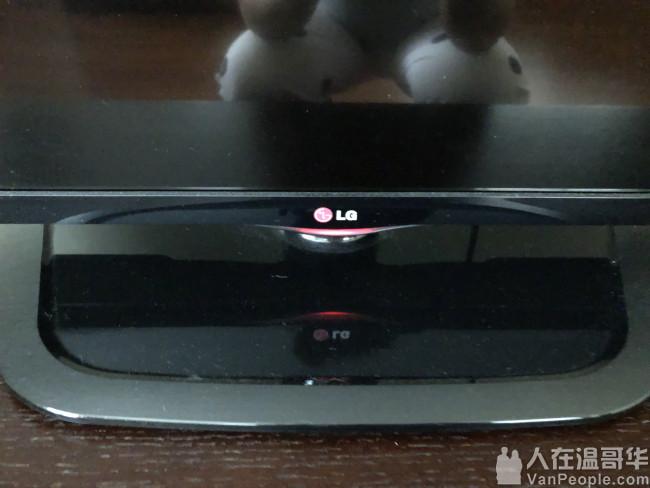 LG48寸液晶电视,9.99成新,1080P高清显示