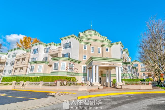 本周日开放日-高贵林中心两室公寓,朝南,中式厨房