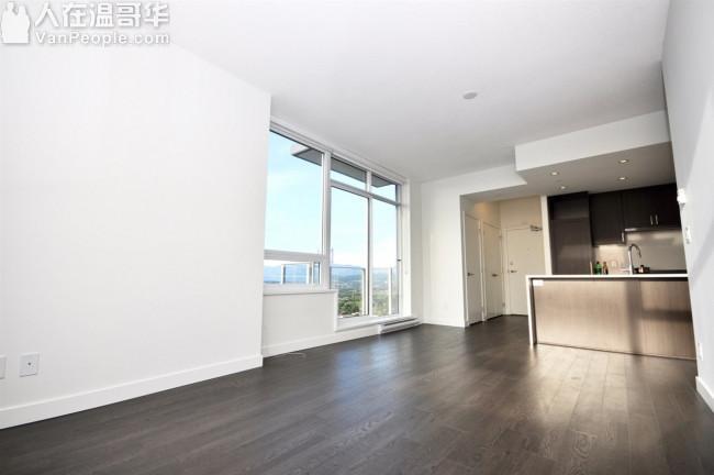 温哥华顶层Penthouse无敌海景全新现楼两房两全厕双车位只售$829,000