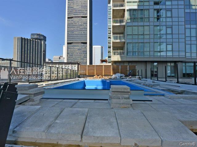 蒙特利尔市中心精装修公寓出售,靠近老港和麦吉尔大学!