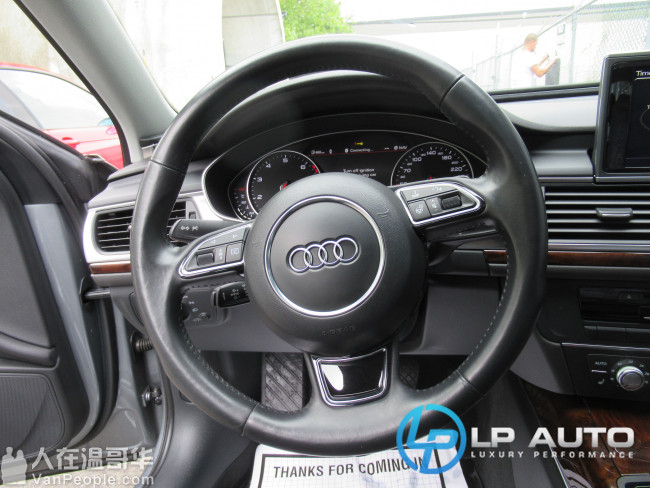 2014 奥迪 A6 2.0T Quattro 本地车 车况新 超级便宜