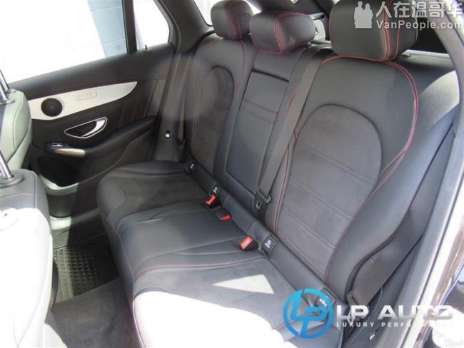 2017 奔驰 GLC43 AMG 低公里 年底促销 直降$9,000