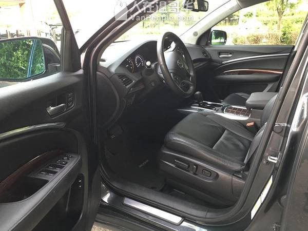 2015 讴歌 Acura MDX $25900