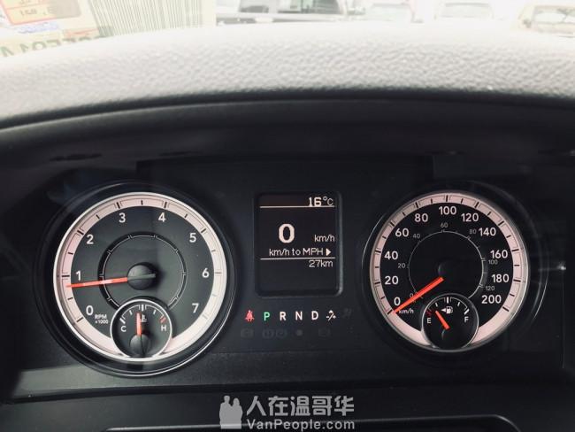 2019年道奇公羊卡车Classic