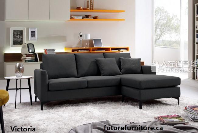 优惠小款布艺转角沙发 转角位置可以左右互换  靠背 座垫可拆洗 舒适耐用 质量保证
