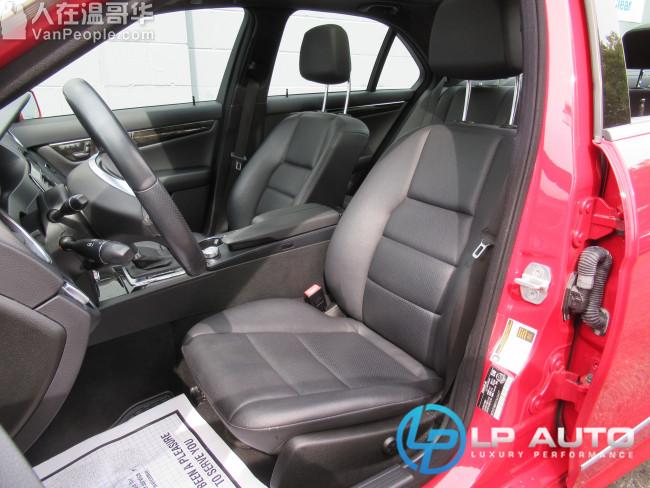 2012 奔驰 C300-4MATIC 四驱