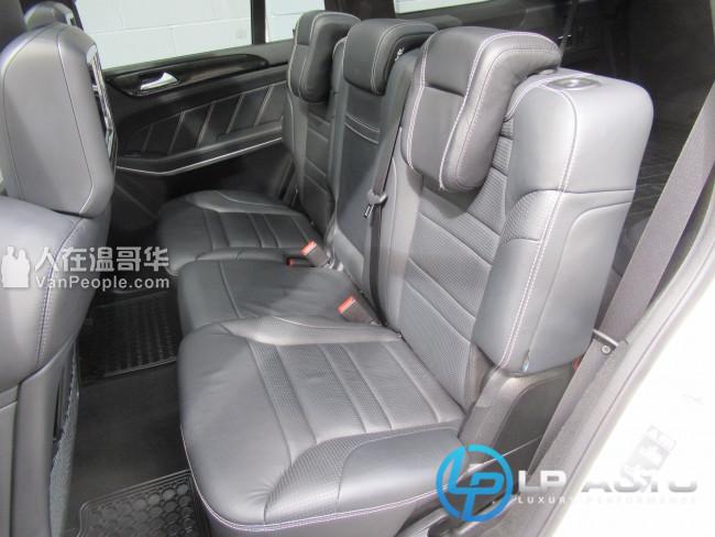 2013 奔驰 GL63 AMG 7座 四驱 低里程