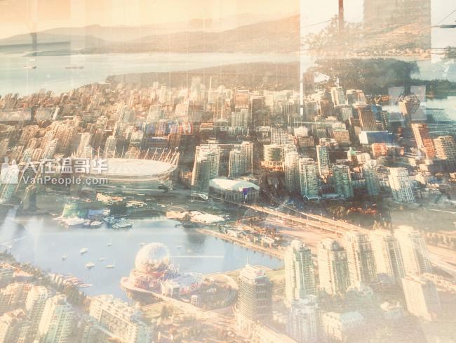 美麗的溫哥華市中心全海山城市景高級豪華公寓現開始接受報名預定。