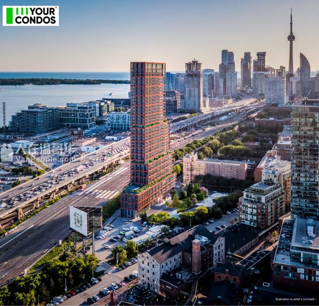 No 31 Condos in Toronto downtown