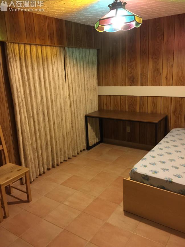 北本拿笔房间出租,地点合适SFU/FIC/BCIT学生。