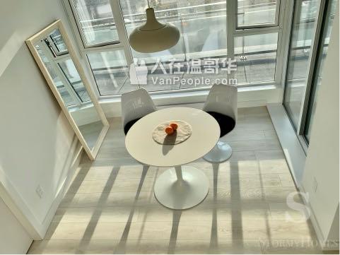 6098 Metrotown Station Square 3 两房两厅两卫 现代设计 邊間 1150呎