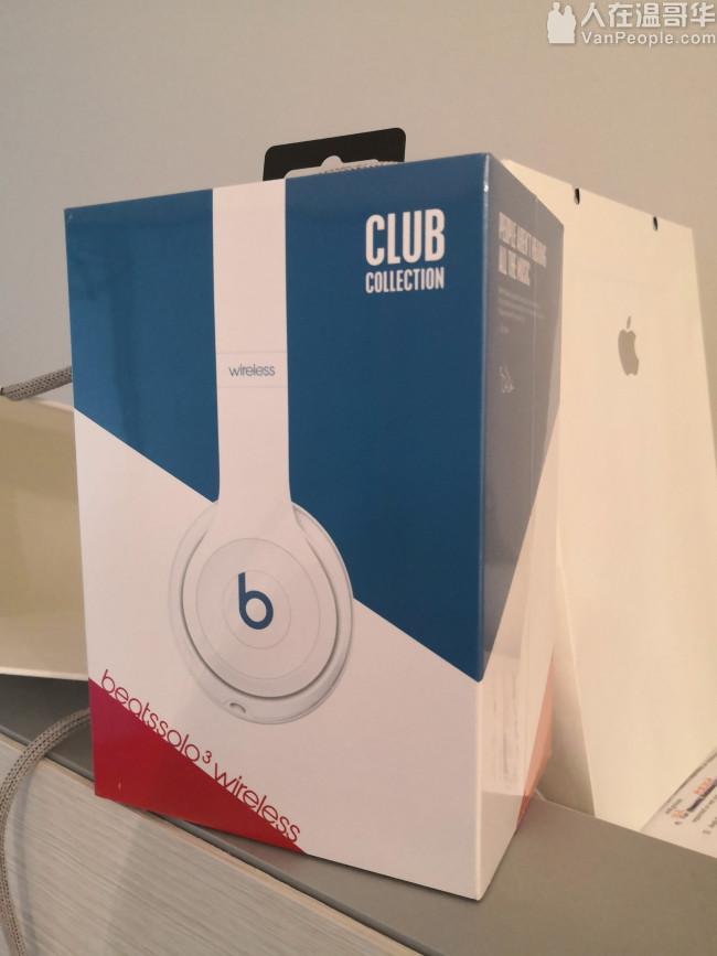 Beats 耳机  metro苹果店购入有发票