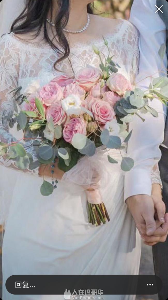 新开业温哥华本地新式花店(Cream Mint Florist)