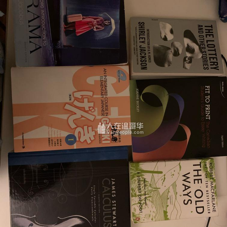 AC/CC 各种书籍(ENGL/MATH/JAPA)