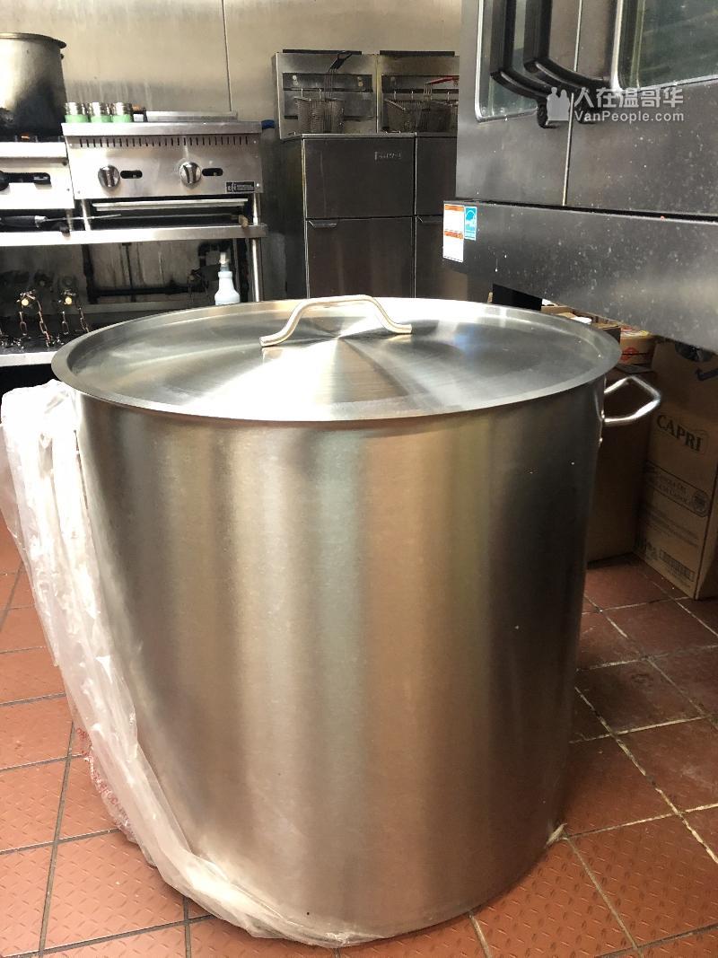 全新不锈钢大汤桶低价出售