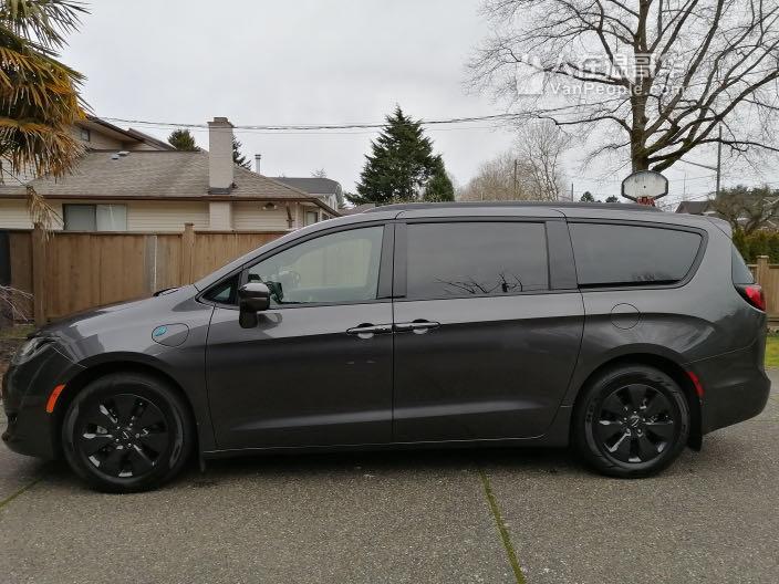 2019款近全新Chrysler Hybrid Pacific,3000公里,低价出售