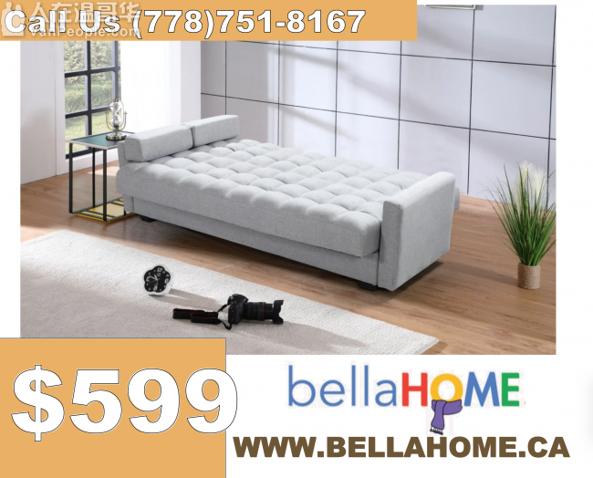 小户型家具 床 床垫 沙发床 「公寓/airbnb/出租屋 成套家具」
