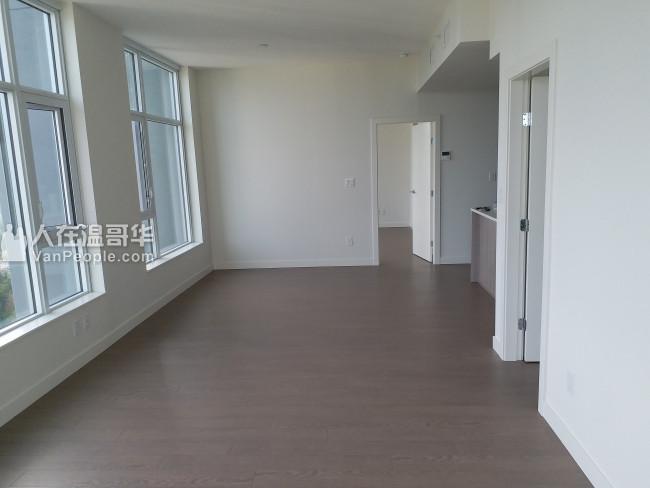 全新高34层两房 2 卫浴一书(可當睡房)无敌城市景观公寓出