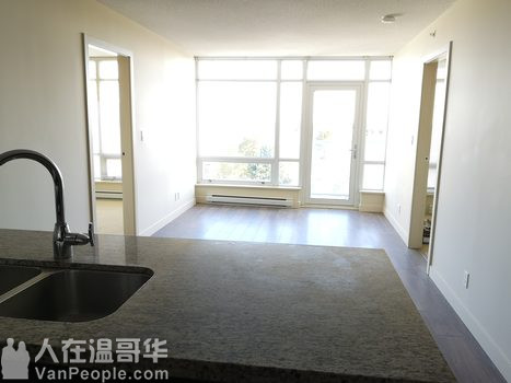Lansdowne 生活馆楼上高级公寓2房2厅出租, 有车位!