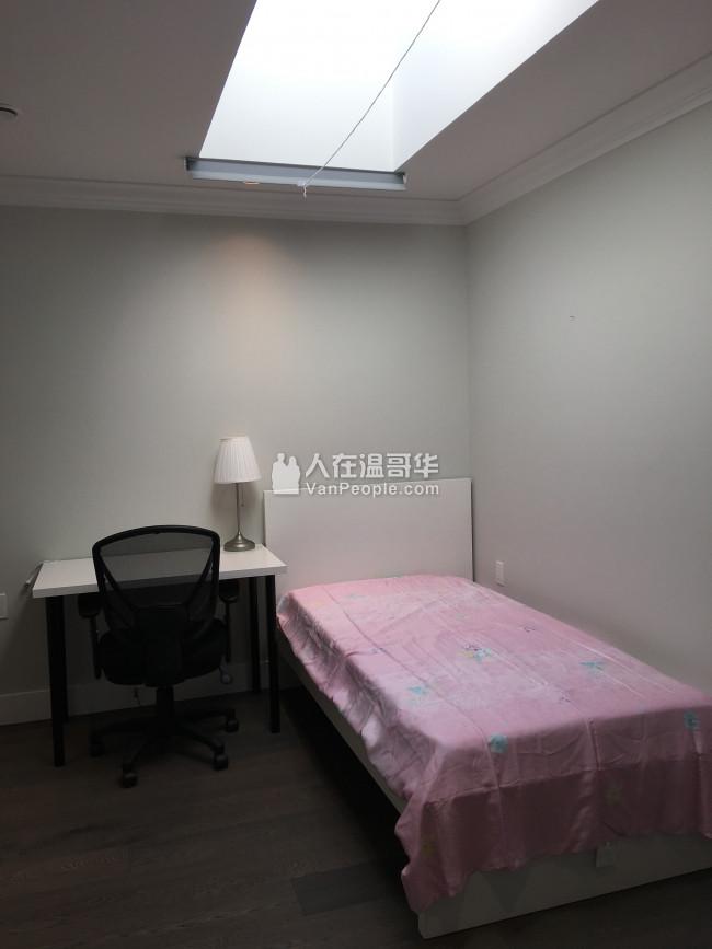 北温2018新房,带家具,独立卫生间