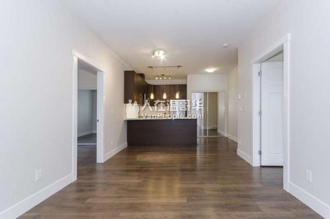 BURNABY全新公寓 2房2卫 3分钟到天车 交通极为方便  7月初入住