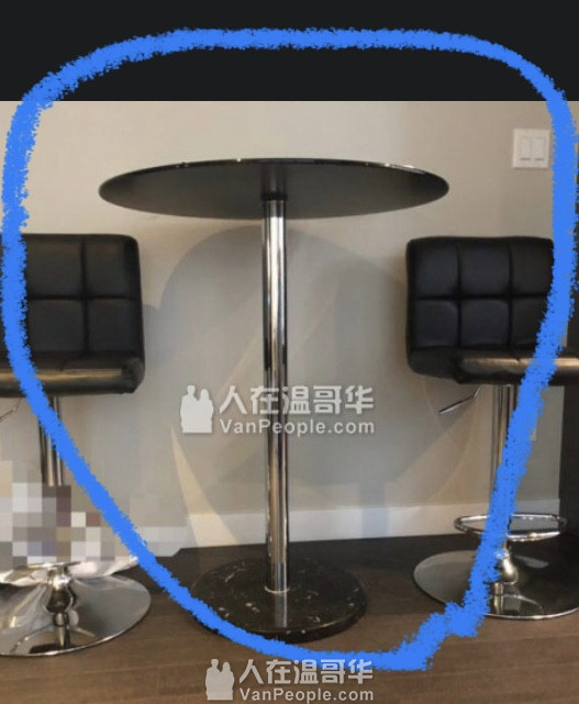 急尋小型吧台桌,可調整高低!狀況優功能正常。