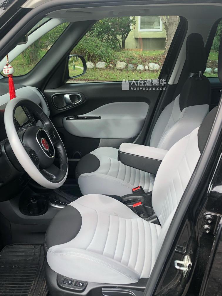 2014 FIAT 500 L