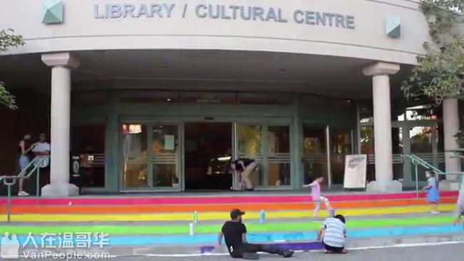 融入加拿大生活活动- 列治文美术馆及图书馆线上介绍