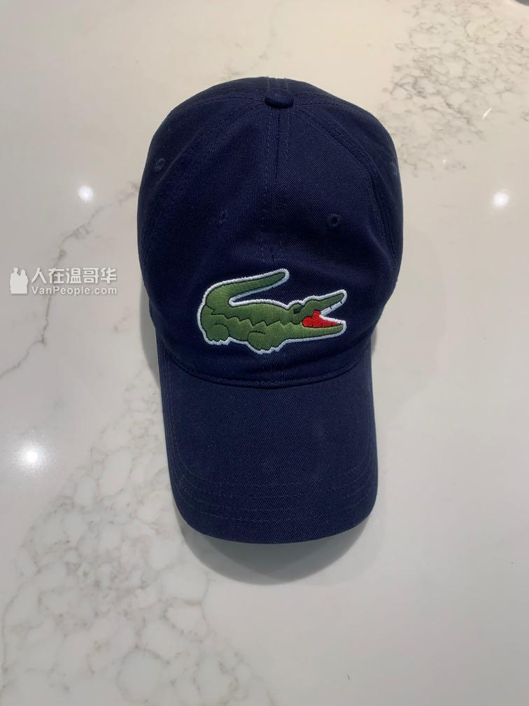Lacoste棒球帽 法鳄帽子30刀