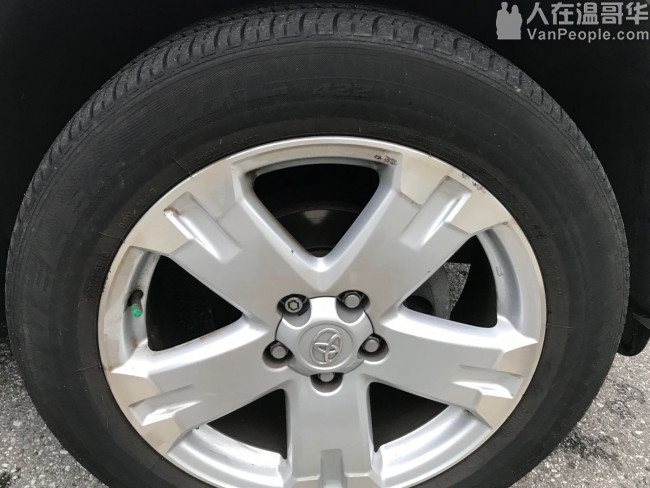 2008 Toyota Rav4 Sport AWD,本地車,無事故