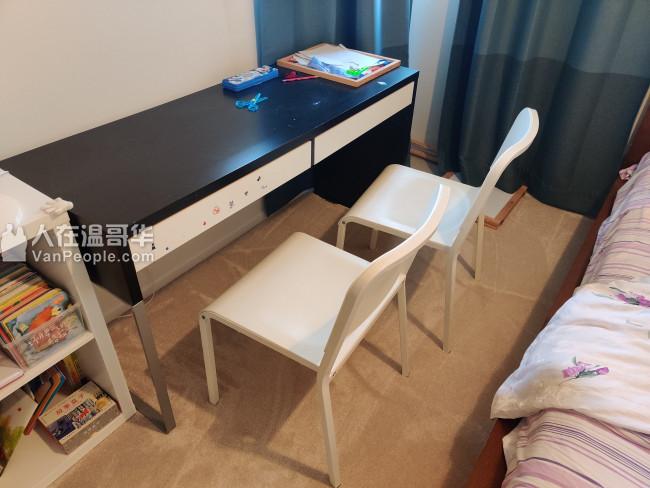 两套办公桌椅,佛系处理~~~~